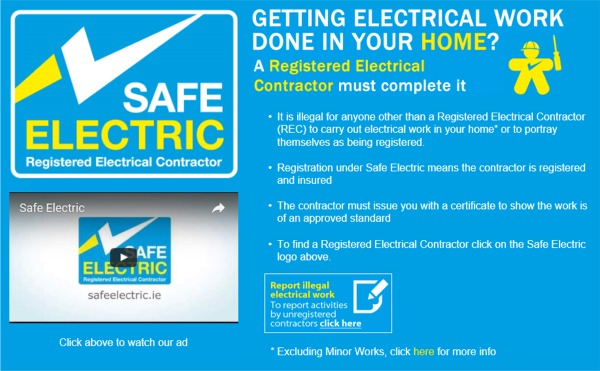 Electric Safety Ireland