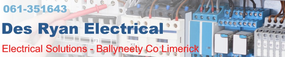 Des Ryan Electrical